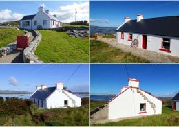 The Sea House Dungloe - exterior views