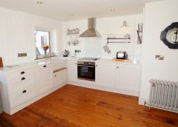 The Sea House Dungloe - kitchen area