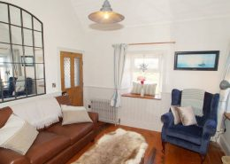 The Sea House Dungloe - living area
