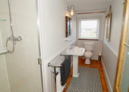 The Sea House Dungloe - shower room