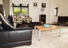 Castle Inn Apartments Greencastle - Apartment 1 living area