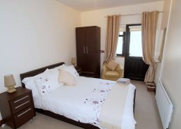 Castle Inn Apartments Greencastle - Apartment 2 double bedroom