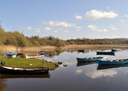 Drumburn Holiday Apartment Milford - 5 min drive to lake fishing at Lough Fern