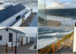 Cliff Lodge Rossnowlagh - montage