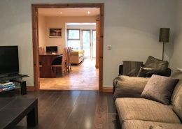 Beach Townhouse Downings - interior of holiday home
