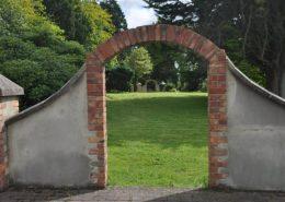 Kildrum Manor - gateway to the gardens