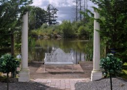 Kildrum Manor - There is a large, 2 acre pond fully stocked with fish on the Kildrum House site