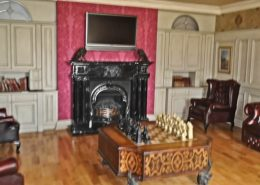 Kildrum Manor - living room