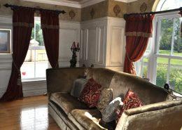 Kildrum Manor - interior of house