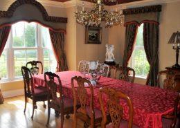 Kildrum Manor - dining room
