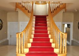 Kildrum Manor - staircase