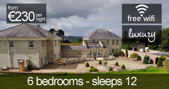 Kildrum Manor - Killea, Donegal