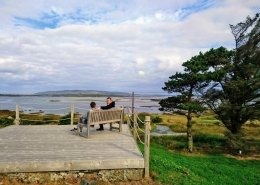 Relax at The Sea House Dungloe